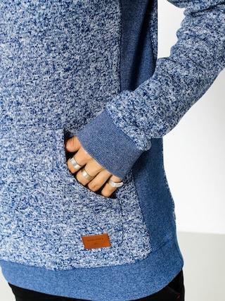 Bluza z kapturem Quiksilver Keller HD (medieval blue)