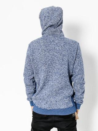 Bluza z kapturem Quiksilver Keller ZHD (medieval blue)