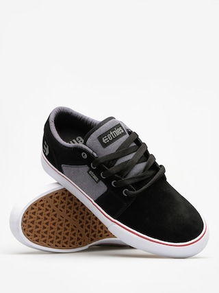 Buty Etnies Barge LS (black/charcoal/silver)