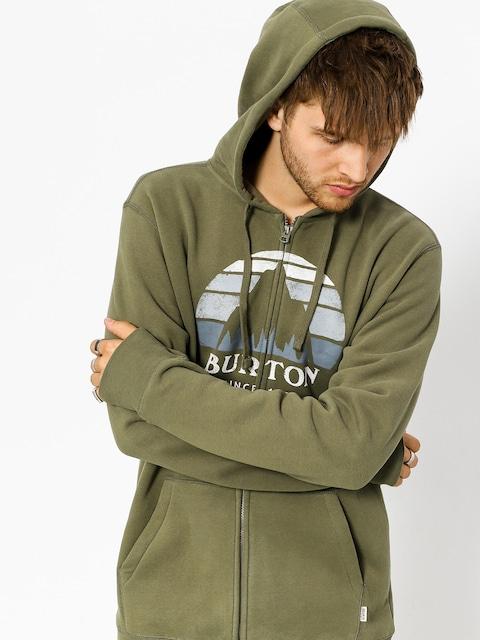Bluza z kapturem Burton Underhill ZHD (dusty olive)