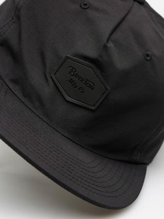 Czapka z daszkiem Brixton Trailhead Mp ZD (black)
