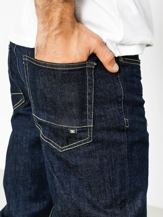 Spodnie DC Worker Straight (indigo rinse)