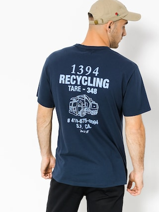 T-shirt Levi's Graphic (marina blue recycling blue)