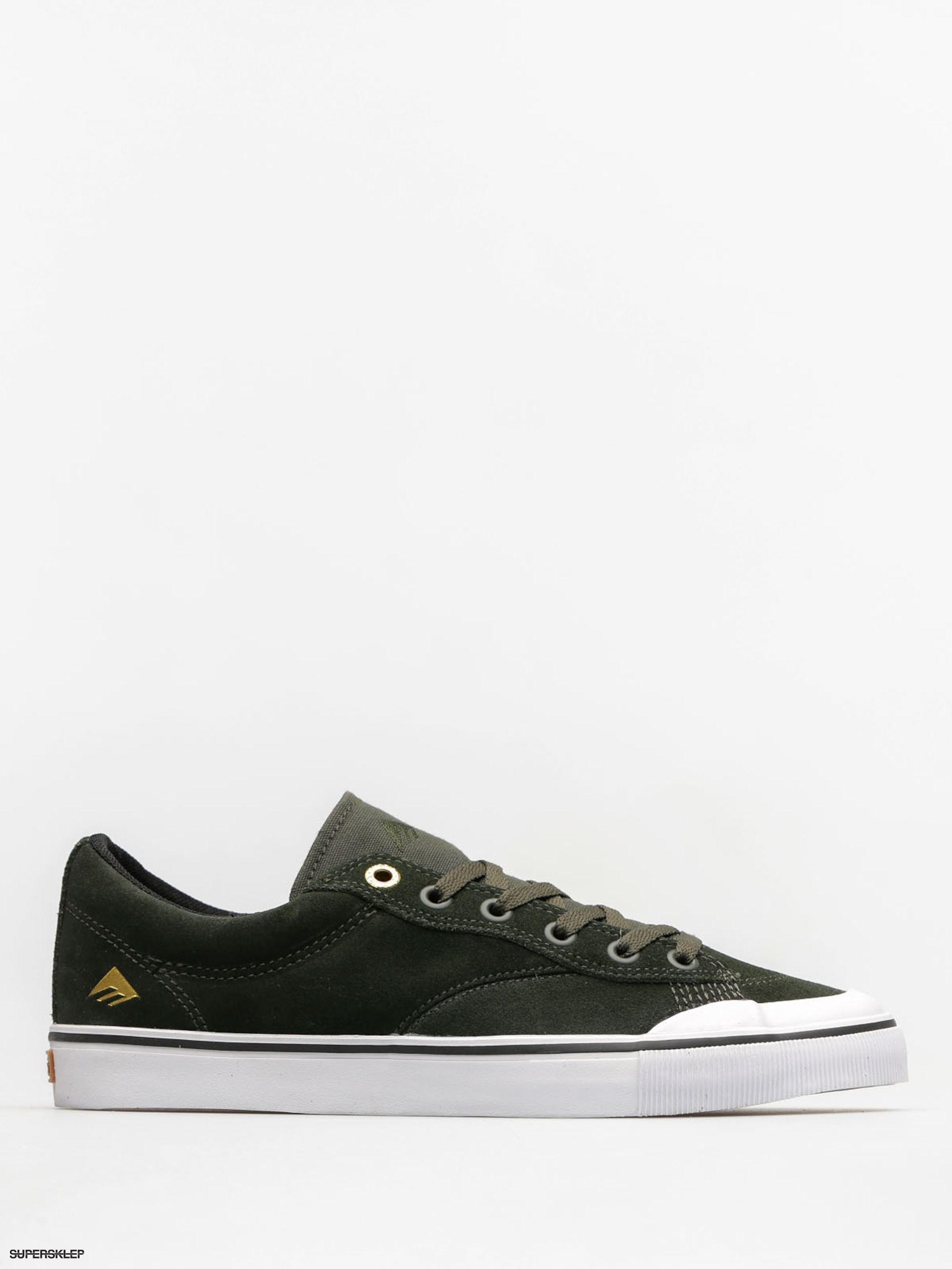 Buty Emerica Indicator Low X Maatman (green/white)