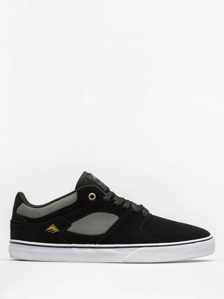 Buty Emerica The Hsu Low Vulc (black/grey/white)