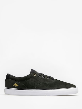 Buty Emerica Provost Slim Vulc (green/black/white)