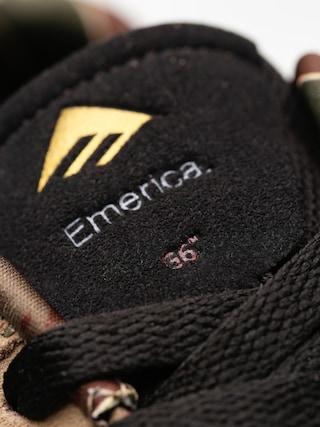 Buty Emerica Empire G6 (tan/gum)
