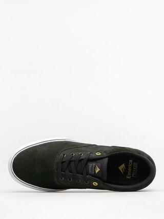 Buty Emerica Provost Slim Vulc (green/black/white)