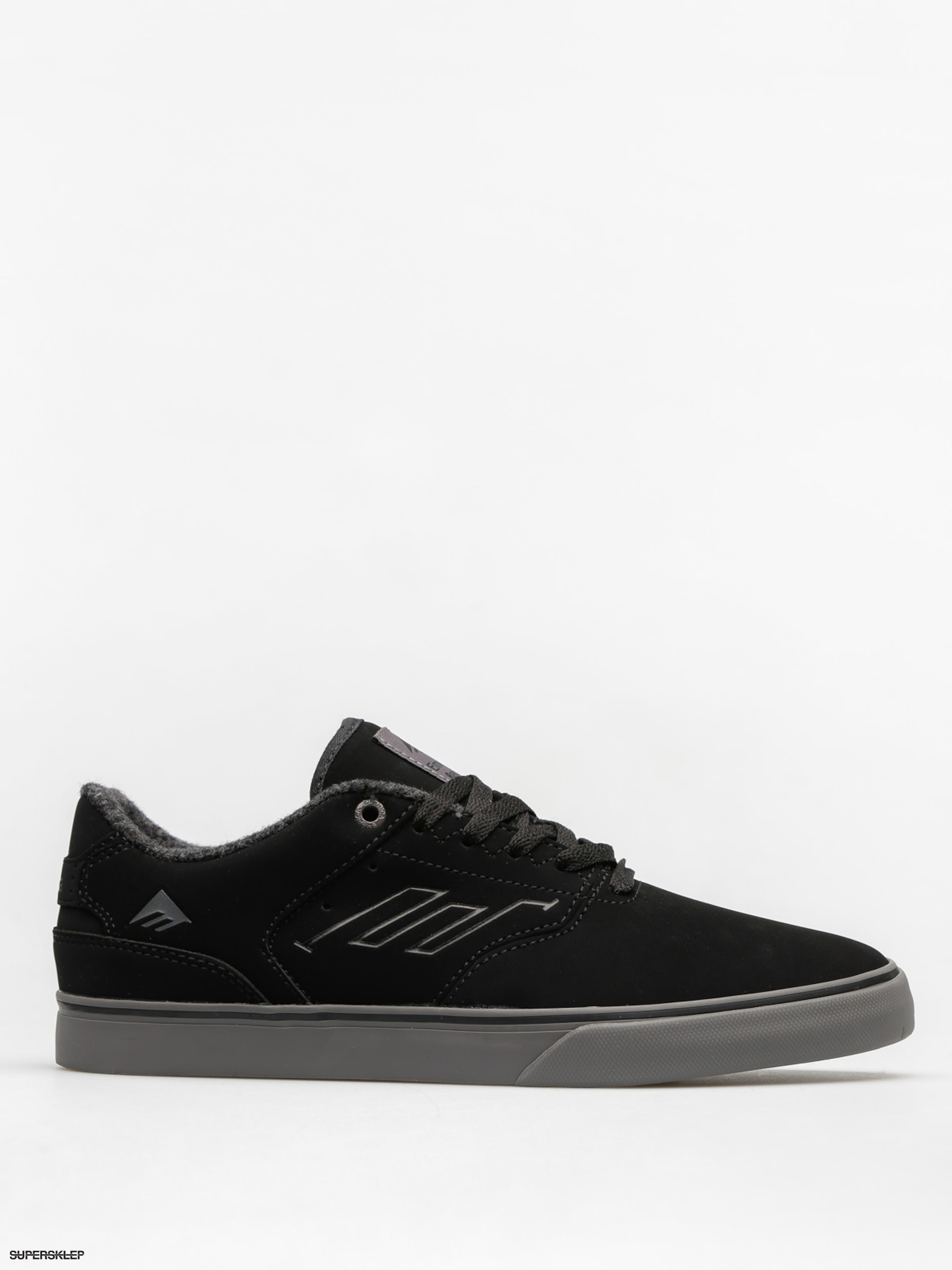 Buty Emerica The Reynolds Low Vulc (black/grey)