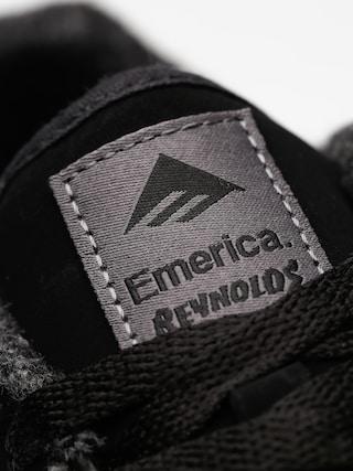 Buty Emerica The Reynolds Low Vulc (black/grey)
