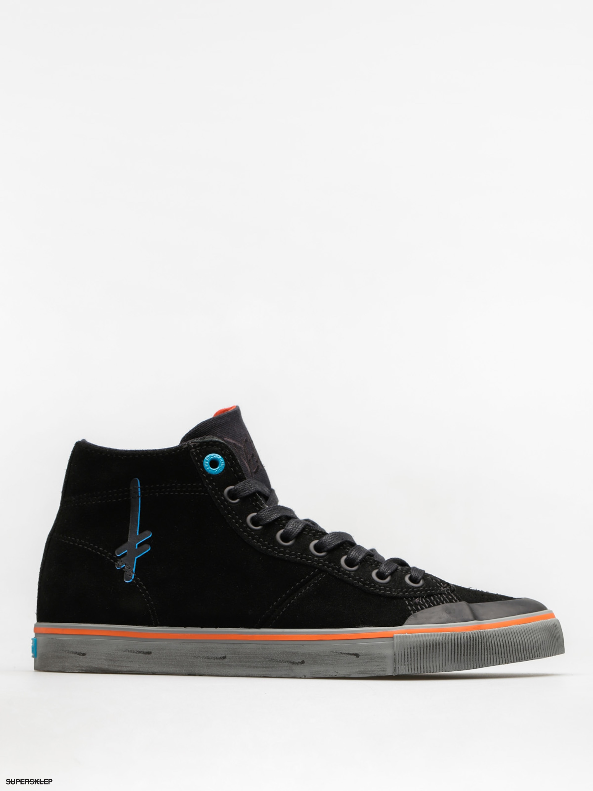 Buty Emerica Indicator High X Deathwish (black)