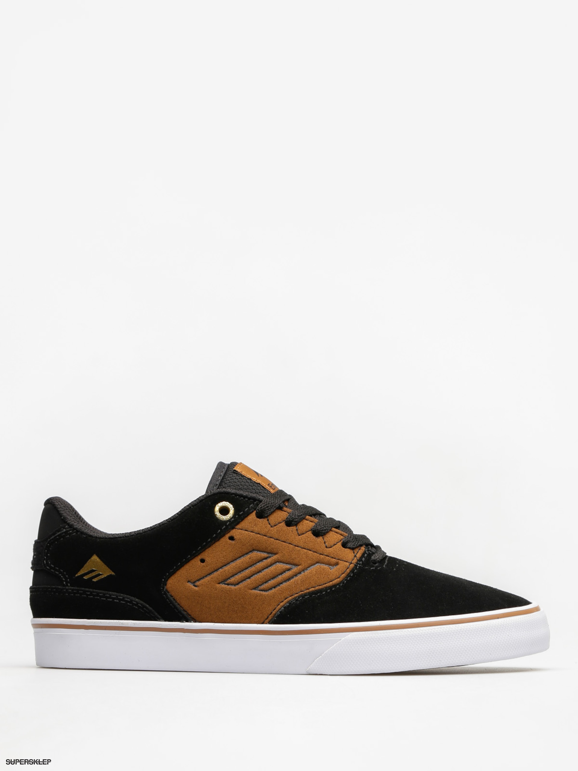 Buty Emerica The Reynolds Low Vulc (black/tan)