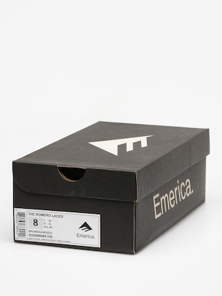 Buty Emerica The Romero Laced (brown/gum/gold)