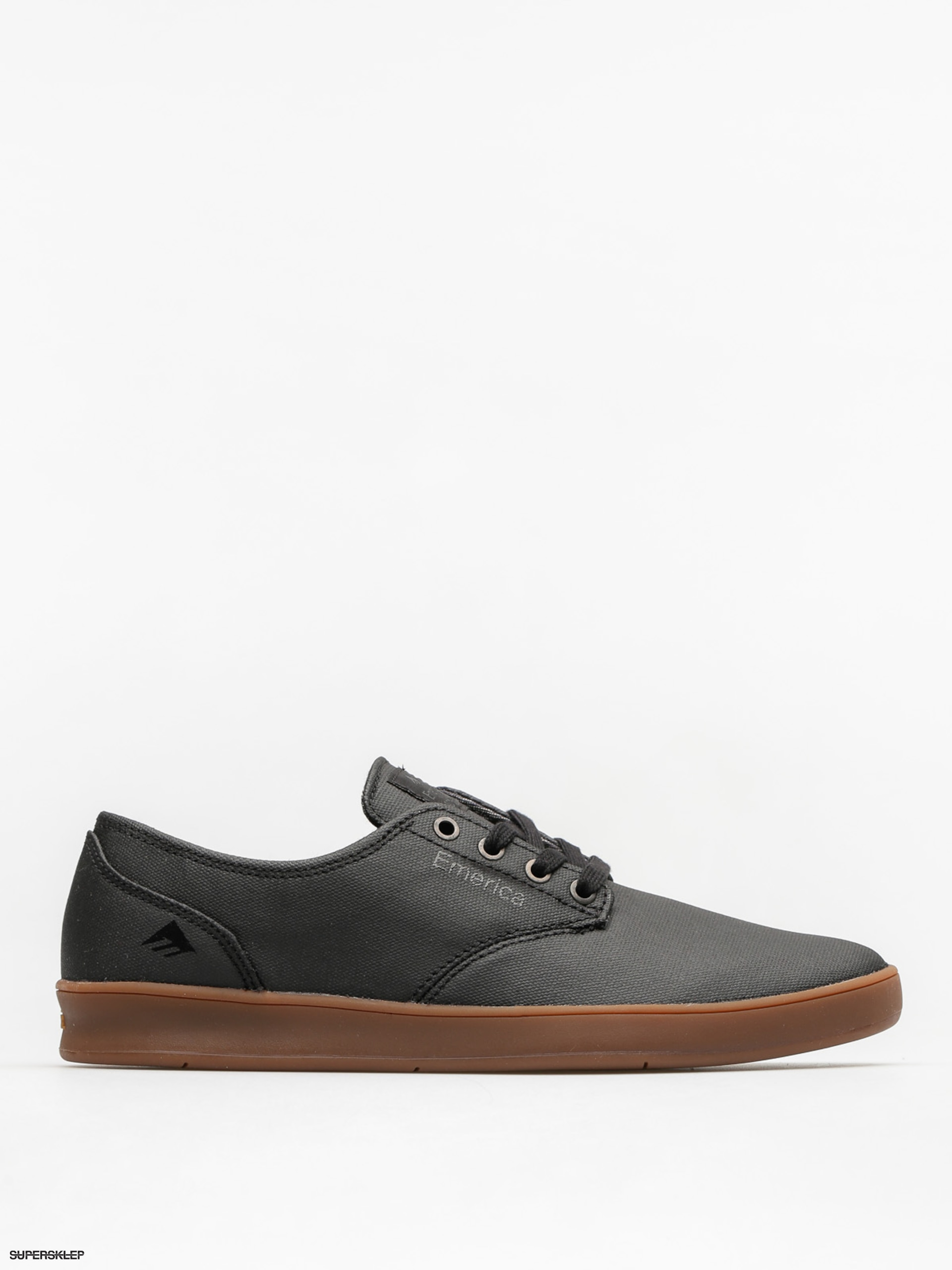 Buty Emerica The Romero Laced (black/gum/dark grey)