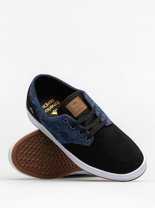Buty Emerica The Romero Laced (black/blue)