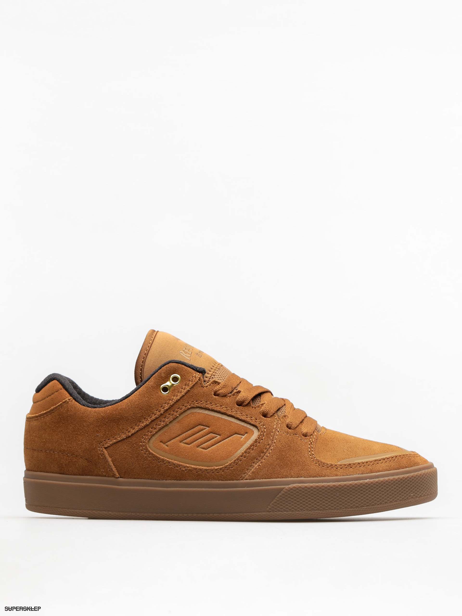 Buty Emerica Reynolds G6 (brown/gum)