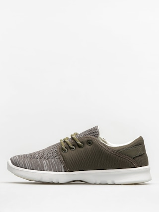 Buty Etnies Scout Yb Wmn (olive/white)
