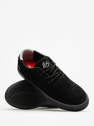 Buty Es Accel Sq (black/black/grey)