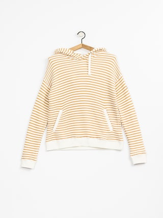 Bluza z kapturem Roxy Shoal HD Wmn (honey stripe)