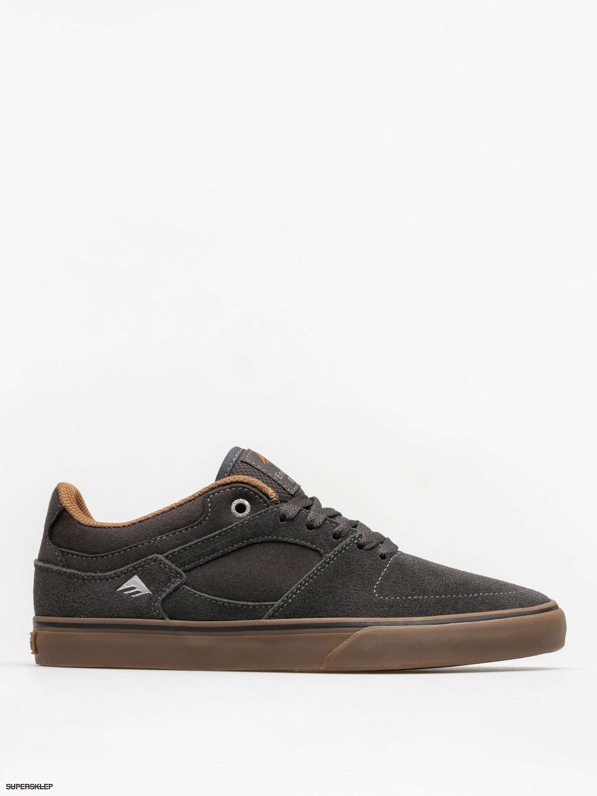 Buty Emerica The Hsu Low Vulc (dark grey)