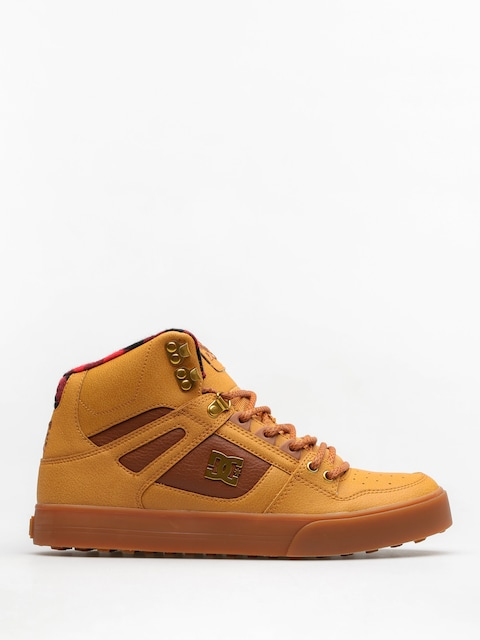 Buty zimowe DC Spartan High Wc Wnt (wheat/black/dk chocolate)