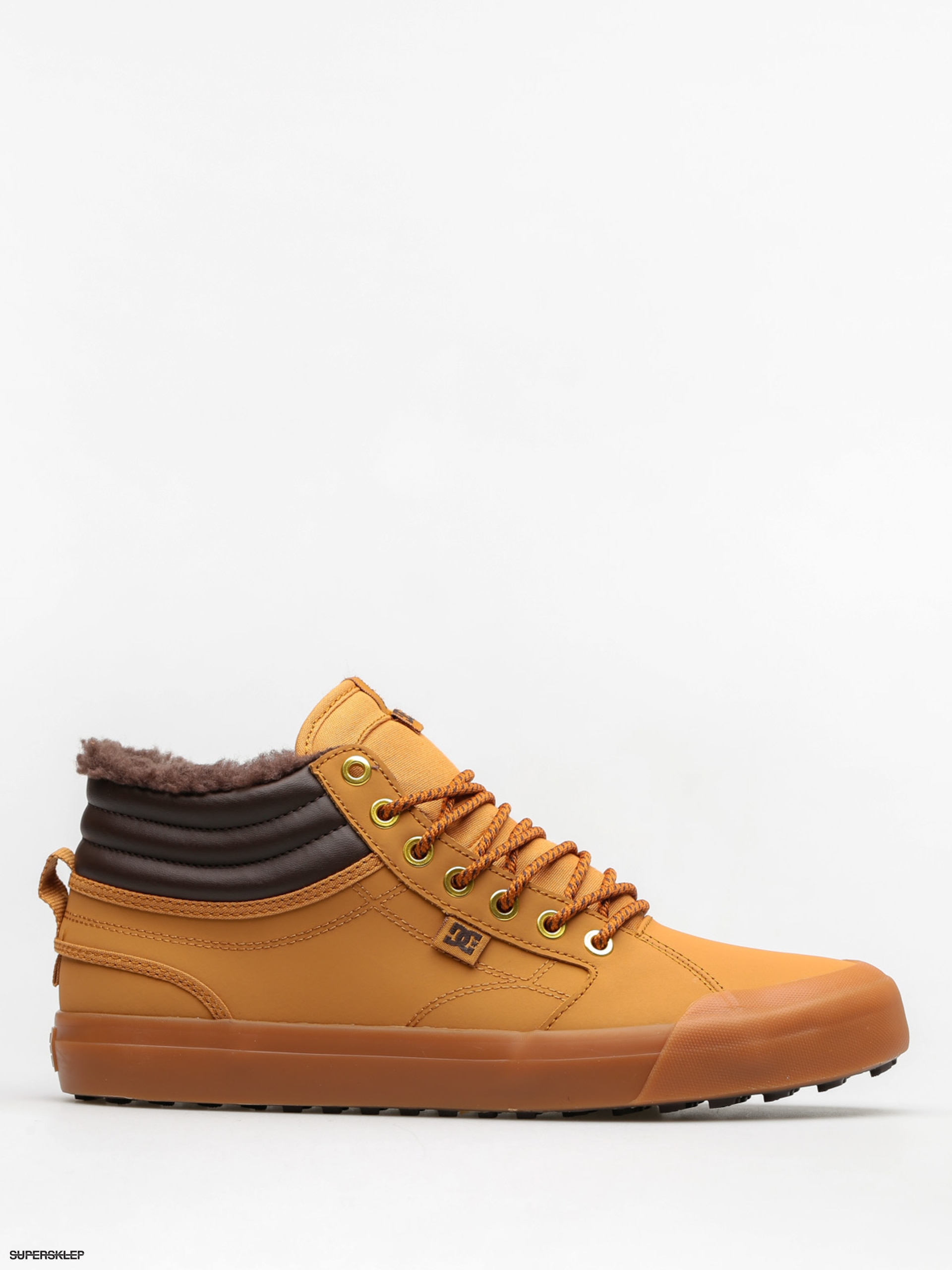 Buty zimowe DC Evan Smith Hi Wnt (wheat)