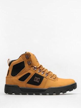 Buty zimowe DC Spartan High Wr Boot (wheat/dk chocolate)