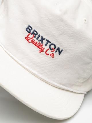 Czapka z daszkiem Brixton Medford Hp ZD (off white)