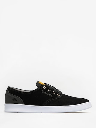 Buty Emerica The Romero Laced (black/black/white)