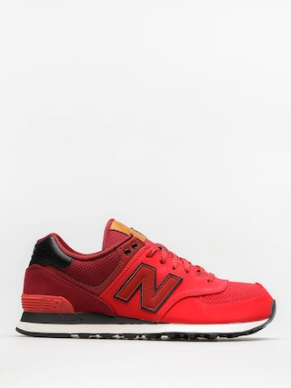 Buty New Balance 574 (red)
