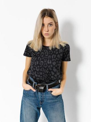 T-shirt Femi Stories Dora Wmn (blk leo)