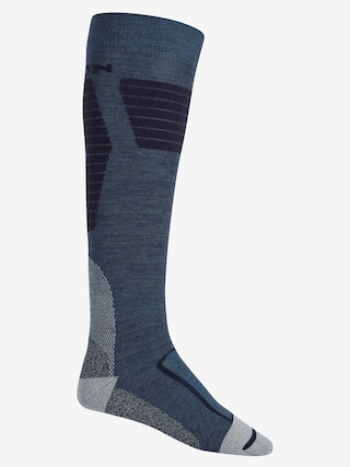 Skarpety Burton Ultralight Wool (mood indigo heather)