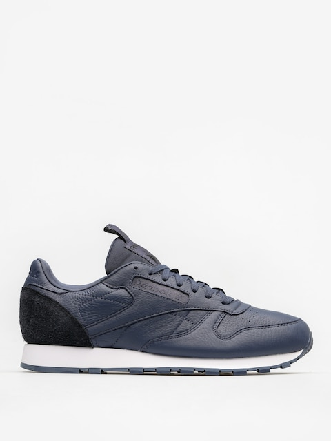 Buty Reebok Cl Leather It (smoky indigo/black/wh)