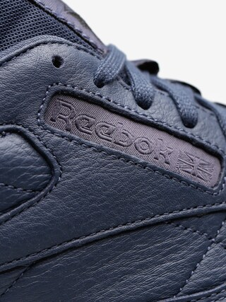 Buty Reebok Cl Leather It (smoky indigo/black/wh)