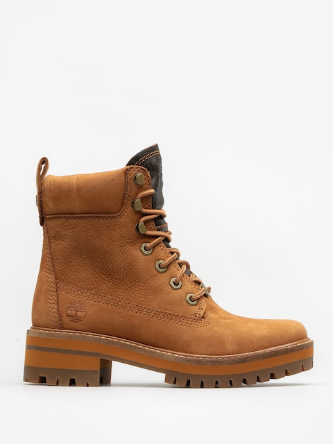 Buty Timberland Courmayeur Valley Yboot Wmn (rust nubuck)