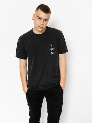 T-shirt Fox Resounder Premium (blk)