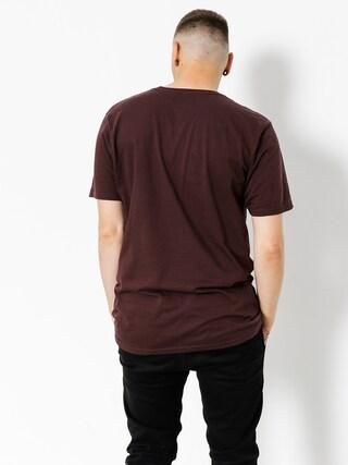 T-shirt Fox Zerio Premium (drk mrn)