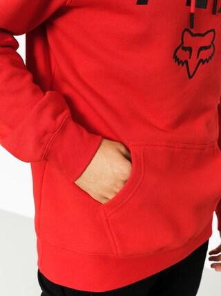 Bluza z kapturem Fox Legacy Moth HD (flm rd)