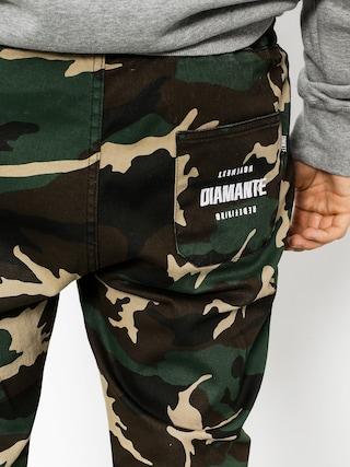 Spodnie Diamante Wear Rm Classic Jogger (woodland camo)