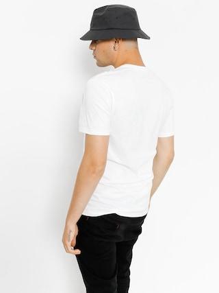 T-shirt Fox Legacy Fox Head (optic white)