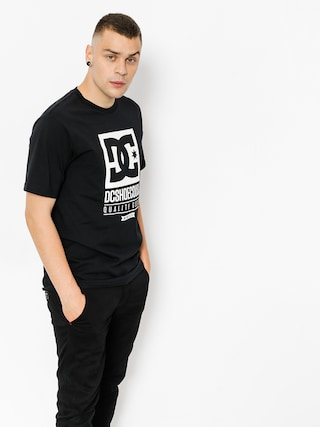 T-shirt DC Keep Rolling (black)
