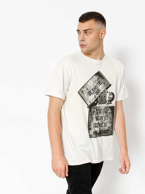 T-shirt DC Dead Above (antique white)