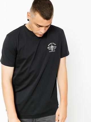 T-shirt Quiksilver Garment Dye Dead Flat (tarmac)