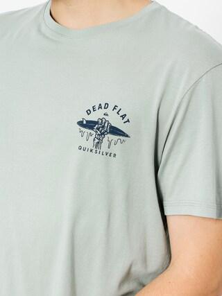 T-shirt Quiksilver Garment Dye Dead Flat (slate gray)