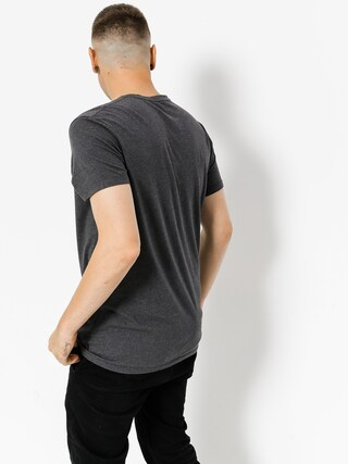 T-shirt Quiksilver Dye Sunset Ripper (charcoal heather)