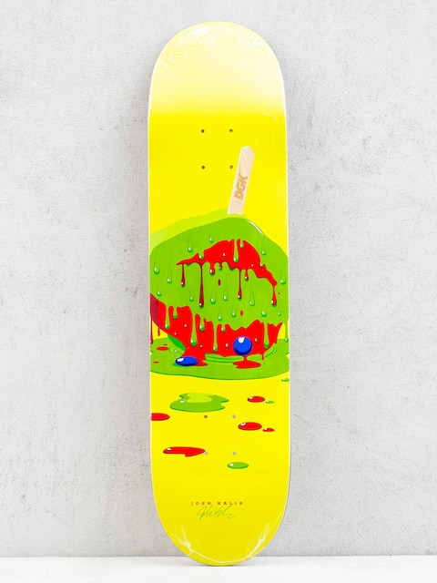 Deck DGK Melted Josh Kalis (yellow)