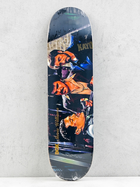 Deck DGK Mobster Stevie Williams