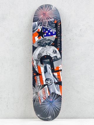 Deck DGK American Dream (black/multicolor)