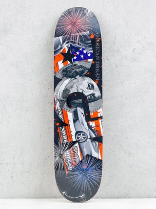 Deck DGK American Dream (black/multicolor)