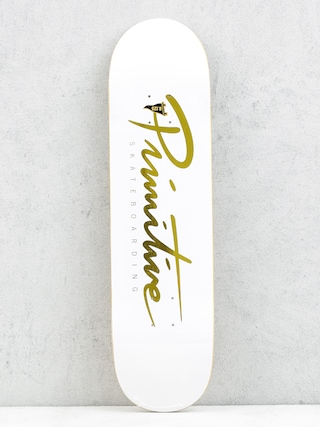 Deck Primitive Nuevo (white/gold team)